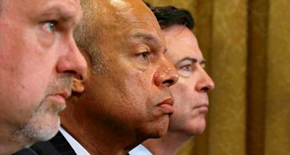 FBI, Homeland Security chiefs preparing for violence at political conventions