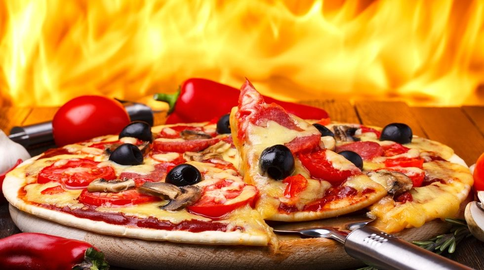 Pizza Hut's 2,880-calorie monster: a taste of a burgeoning global food crisis