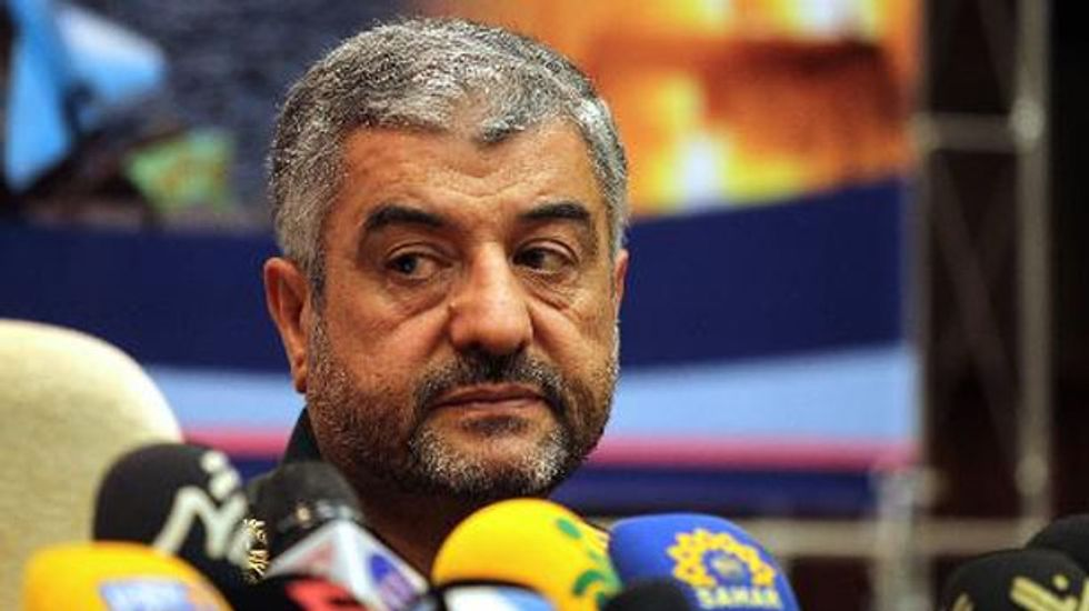 Iran's Revolutionary Guards worried nuclear talks will damage country's pride