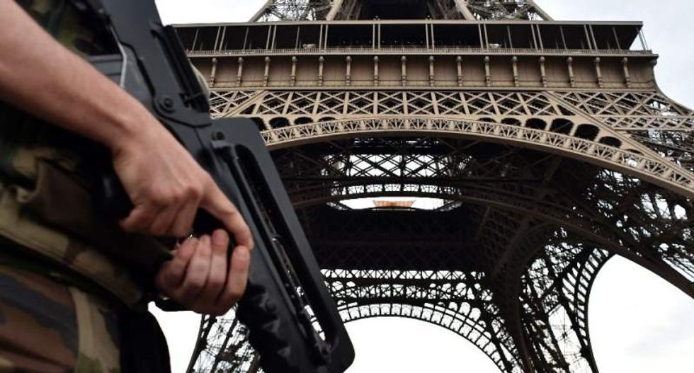 Eiffel Tower evacuated after mistake over safety drill: police