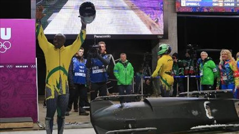 Jamaican bobsled team already looking to prepare next generation