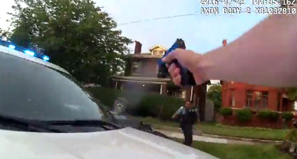 Chicago cops: New police shooting footage of black man so 'disturbing' it will ignite 'civil unrest'