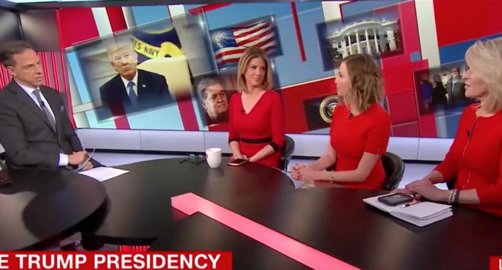CNN panel blasts 'Sean Spicer's redemption tour': He didn't make 'honest mistakes' — he lied