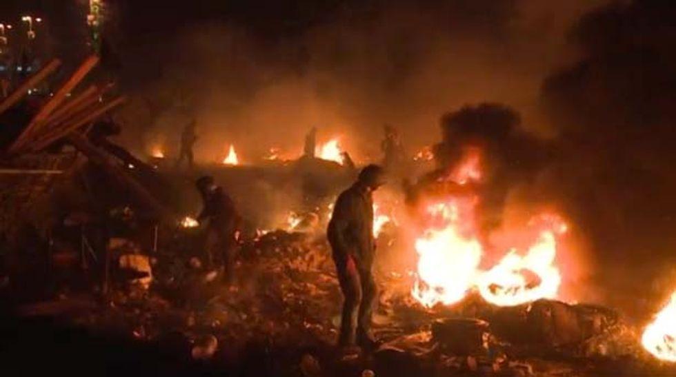 Ukraine crisis: live updates