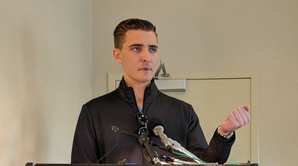 Here are the 5 funniest moments from Jacob Wohl's hilariously failed press conference smearing Robert Mueller