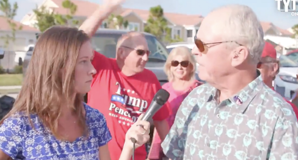 WATCH: Trump supporters justify denying constitutional right to citizenship—yet cling to 2nd amendment