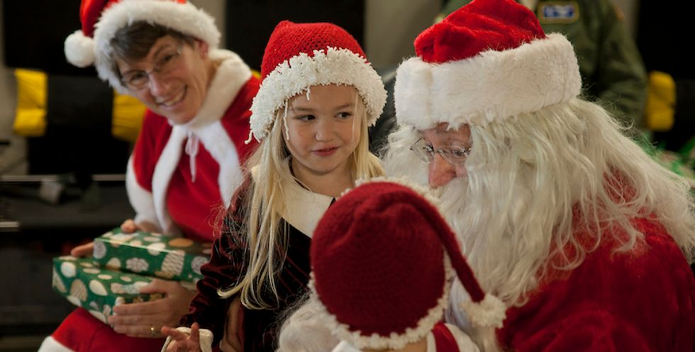 Parents angry after Catholic bishop tells Illinois children that Santa isn't real: 'It hurts'
