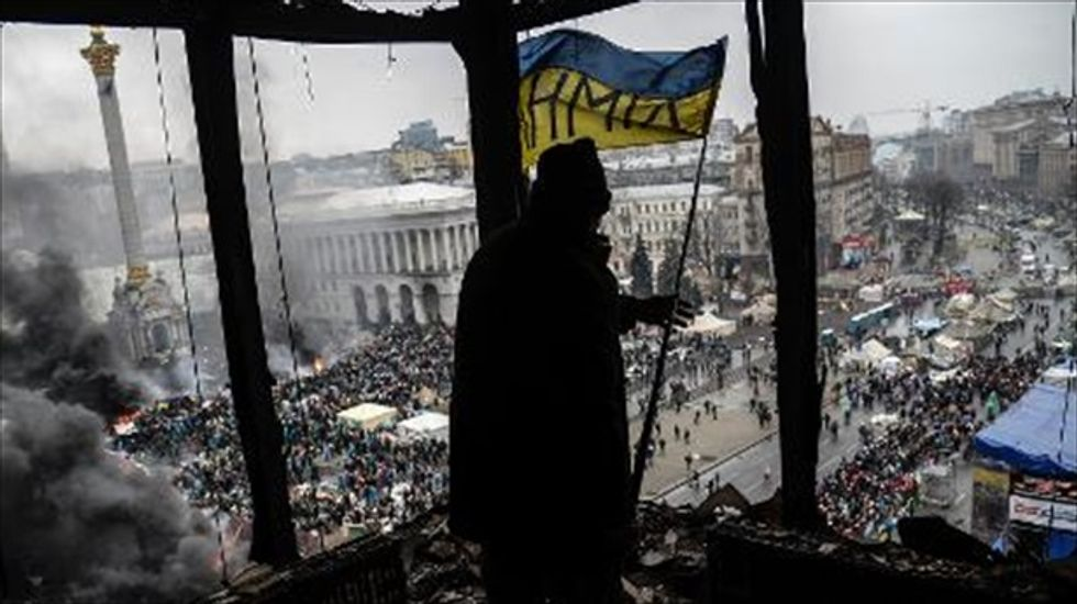 Dozens dead on Ukraine's deadliest day