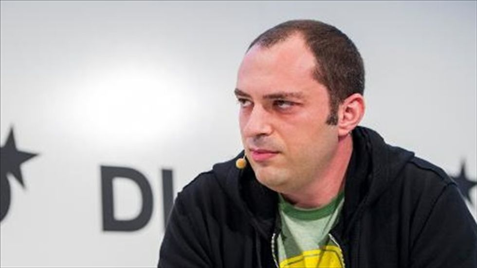 'WhatsApp' co-founder goes from SNAP beneficiary to social media mogul