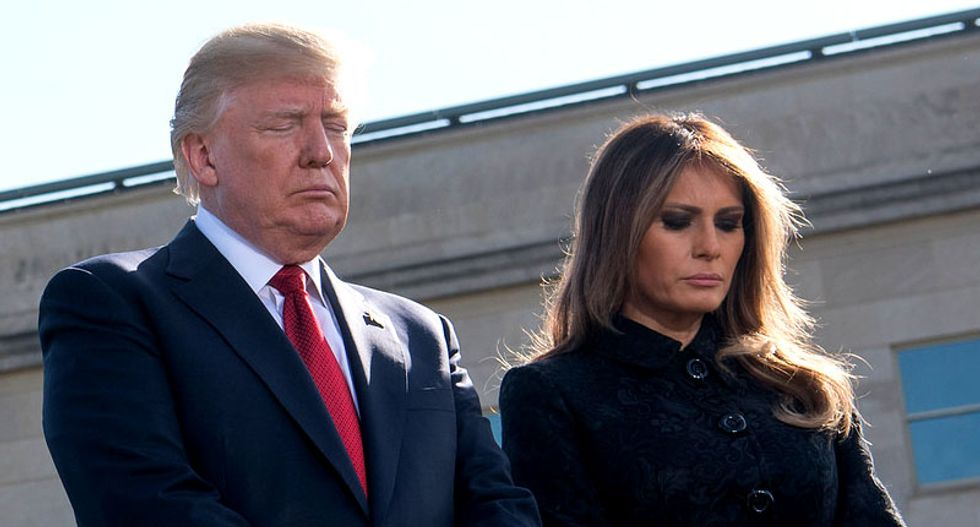 Melania Trump considering penning memoir: 'She's not done or going as quietly as you might expect'