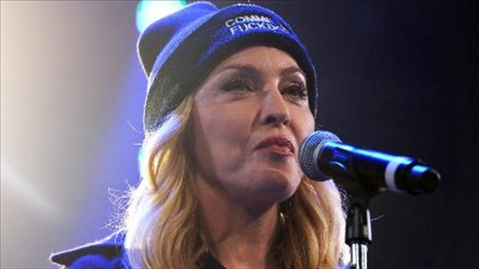 Madonna lashes out: Venezuelan President Maduro 'is not familiar with the phrase 'Human Rights'