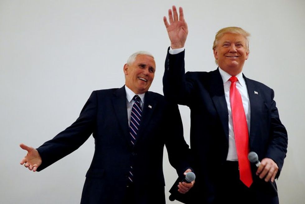 Pence knew about and actually participated in Trump's apparent Ukraine extortion plot: report