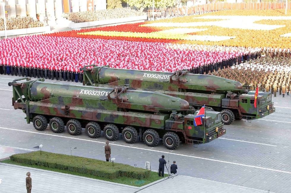 North Korea ICBM may reach San Diego