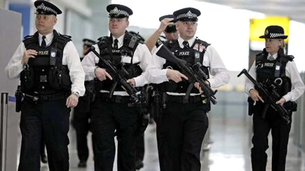 'Slavery' spotters to be posted at British airports to fight human trafficking