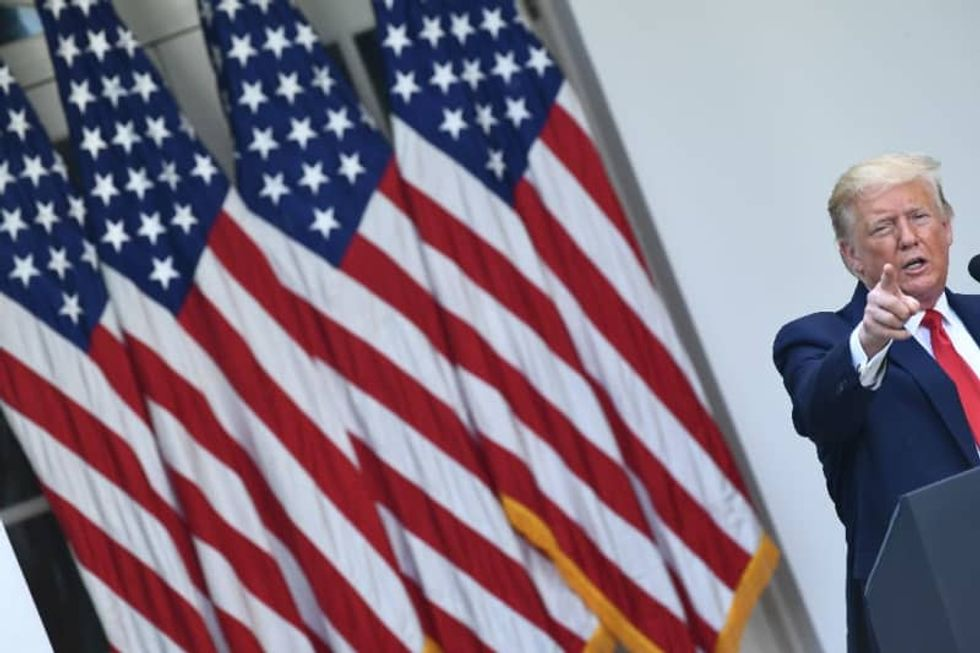 Pompeo says Trump to act on Chinese students