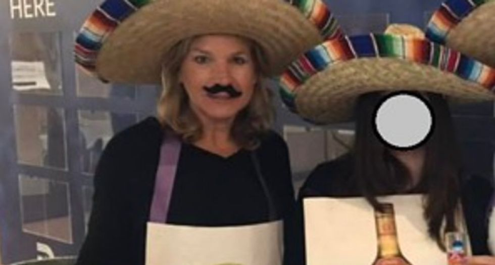 White Dallas City Council member busted for dressing up in Mexican 'brownface' for City Hall party