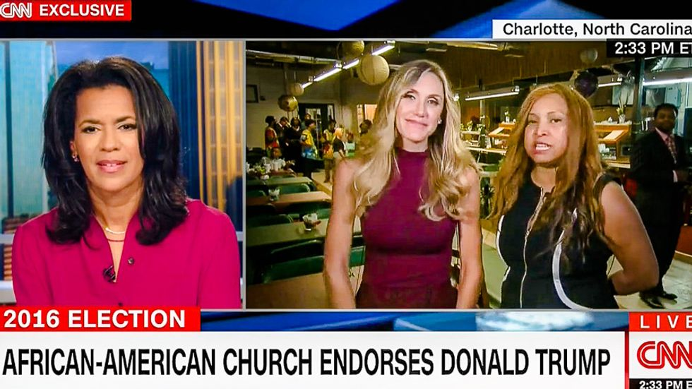 Trump daughter-in-law's Hillary insult fizzles when she forgets 'definition of insanity' quote