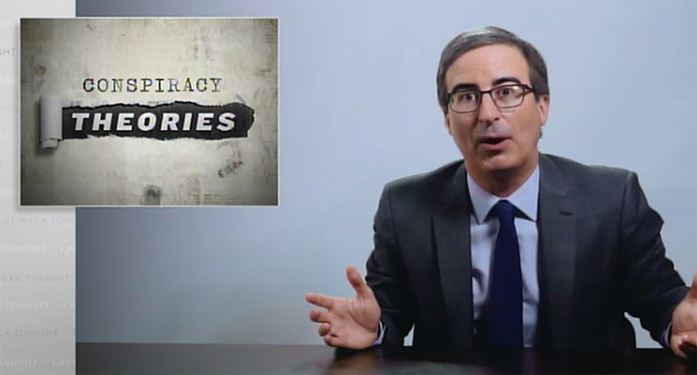 John Oliver gets stars to tell people not to believe conspiracy theories: 'I thought I was dead when I saw RIP Paul Rudd trending'