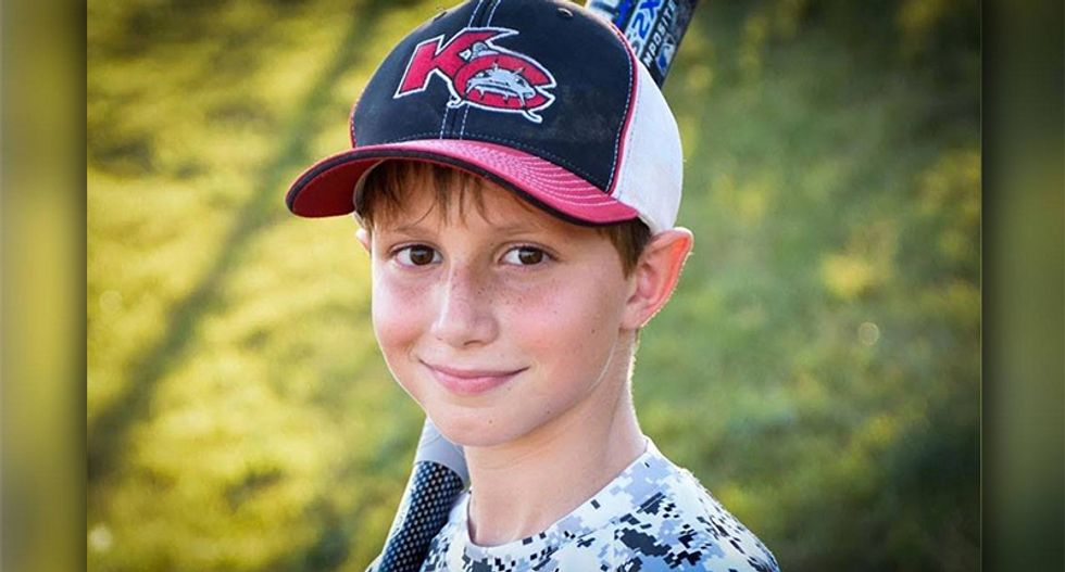 Kansas GOP Rep. Scott Schwab's young son dies in accident at water park
