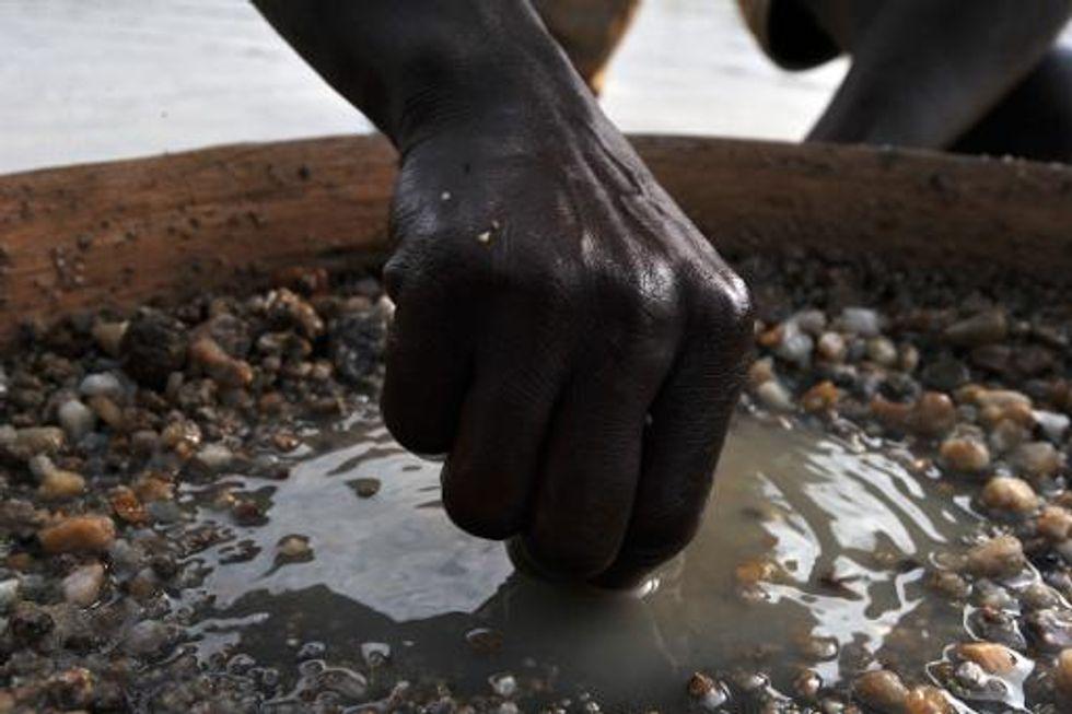 Sierra Leone unearths $6-million 153-carat diamond