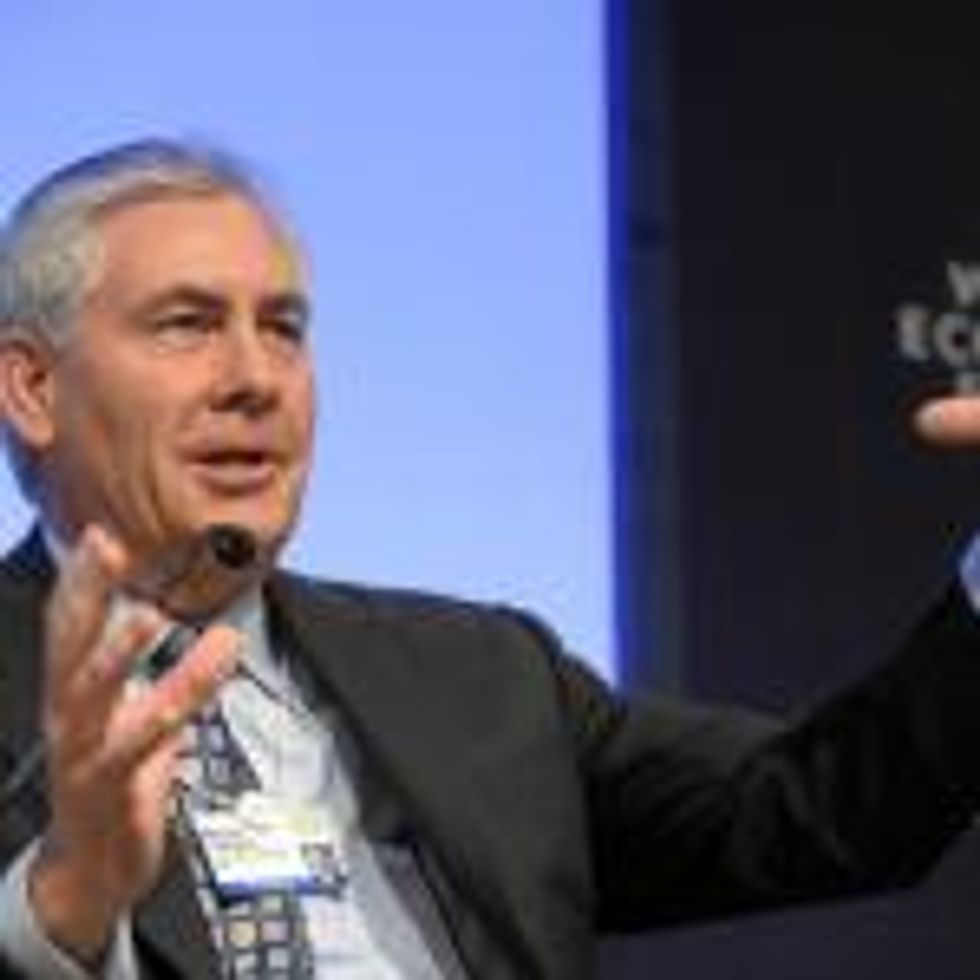 ExxonMobil CEO sues to block fracking project near his home