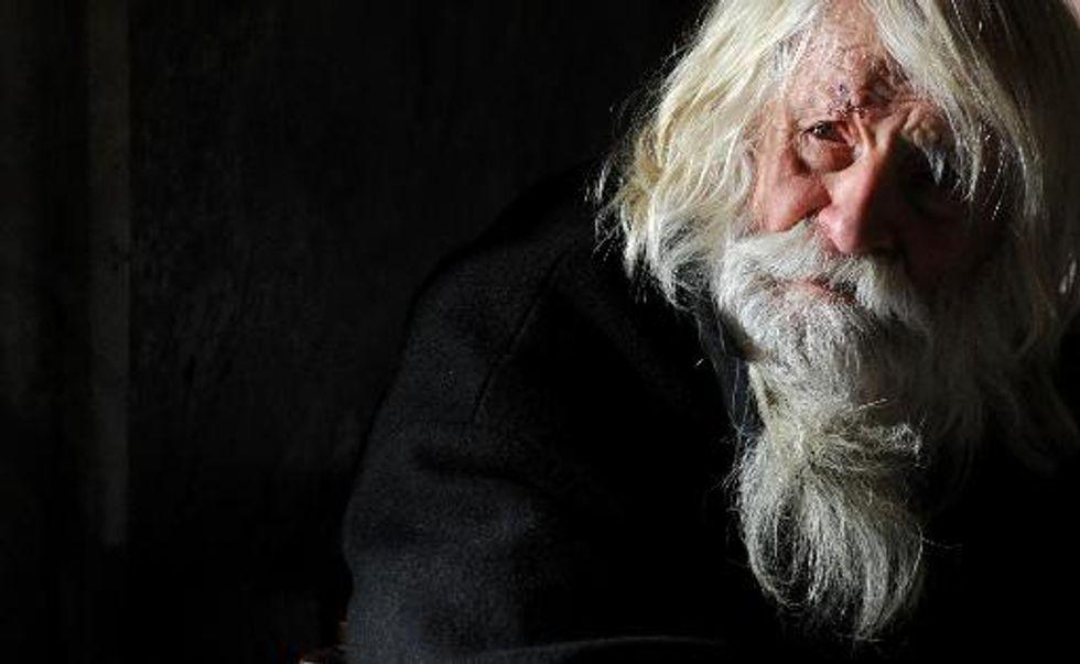 100-year-old beggar celebrated as living saint in Bulgaria