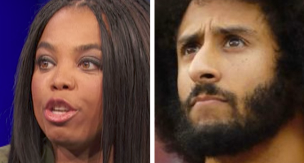 ESPN distances itself from Jamele Hill for damning Trump comments — but colleagues race to support her