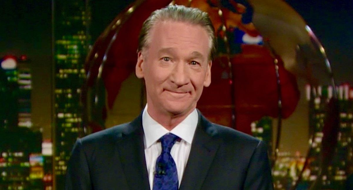 WATCH: Bill Maher explains why being 'a loser with no love life' is a good thing