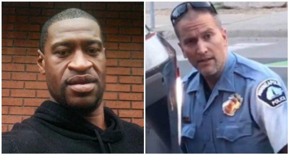 George Floyd and ex-officer Derek Chauvin worked security at the same nightclub
