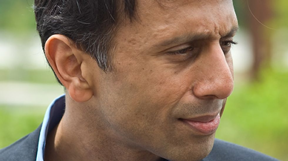 Bobby Jindal's office is 'stealing from the blind' to pay legal fees over suspiciously 'sweet deal'