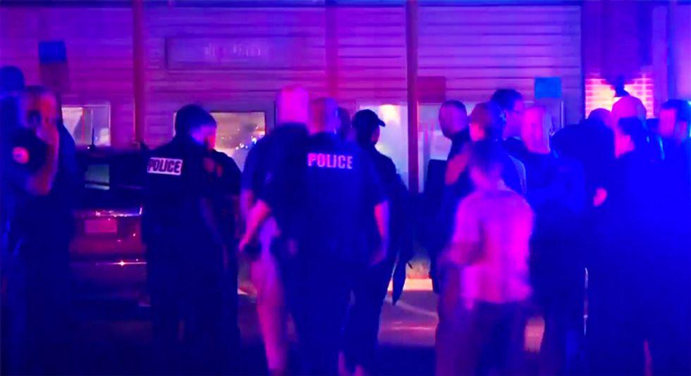 Florida yoga class 'fought back' as gunman killed two
