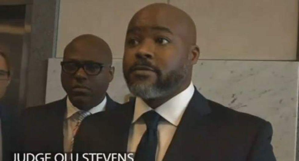 Black Louisville judge suspended after accusing prosecutor of seeking all-white juries