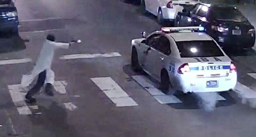 FBI investigates Philadelphia police shooting as terrorist attack