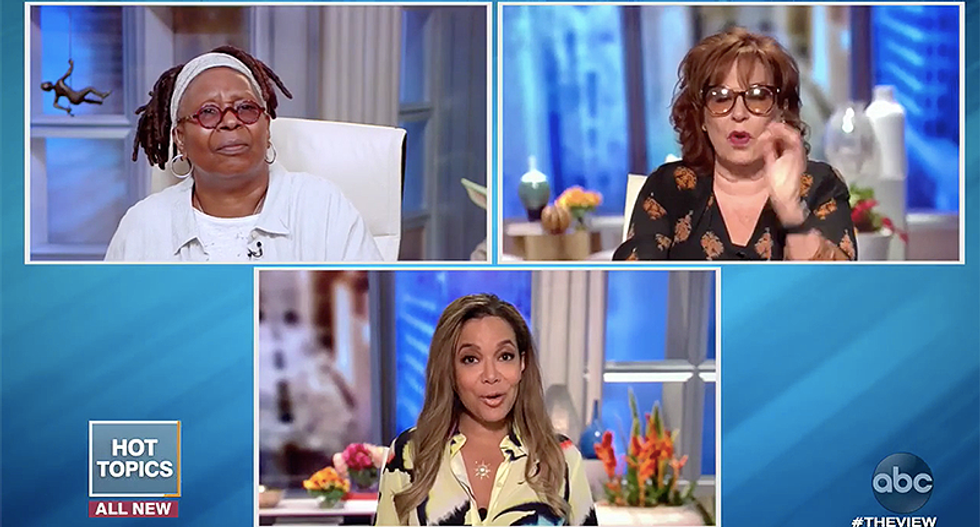 'This is not America': The View unloads on 'dictator' Trump for stirring up unrest by invading cities