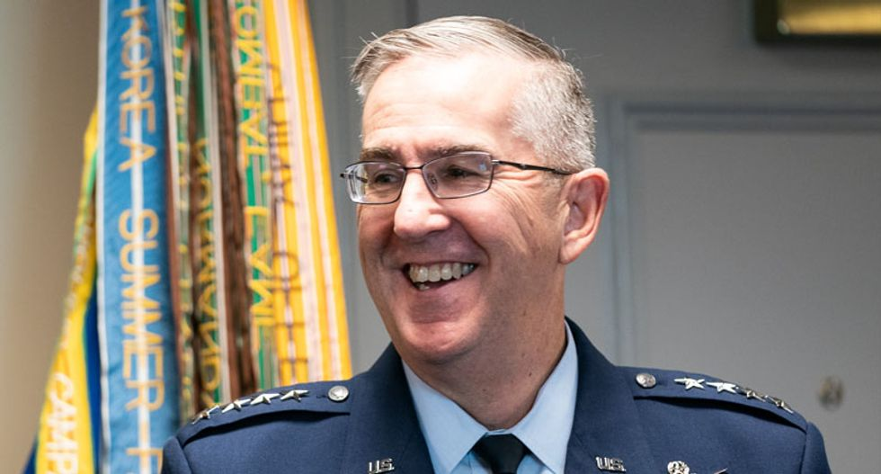 Trump's Joint Chiefs vice chairman said the president 'is an idiot' who only cares about money -- according to a retired Army Colonel