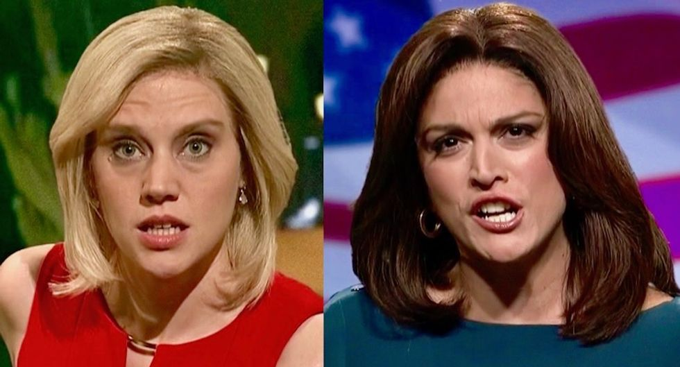 SNL destroys Fox News' hysterical coverage of migrant caravan