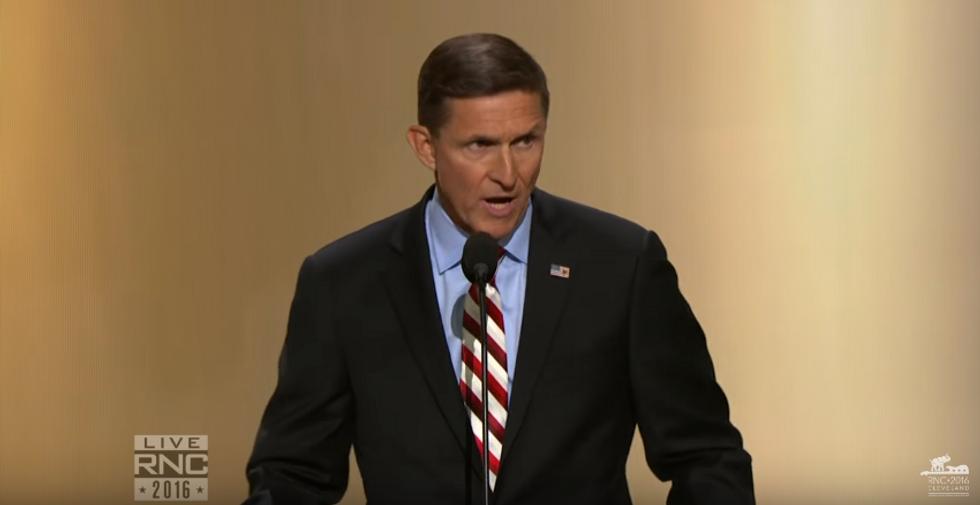 SPLC warns that Trump national security adviser Mike Flynn is a dangerous anti-Muslim zealot