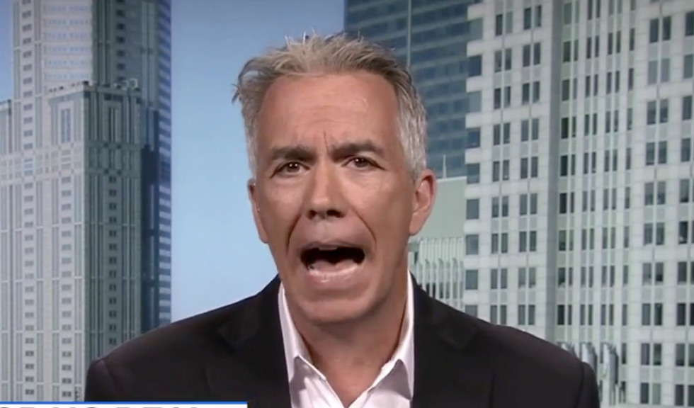 Tea party ex-congressman hurls curse words at Trump acquitting GOP live on MSNBC