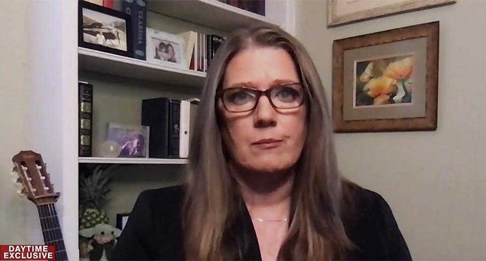 Mary Trump sheds light on the president's bizarre pattern of psychological projection