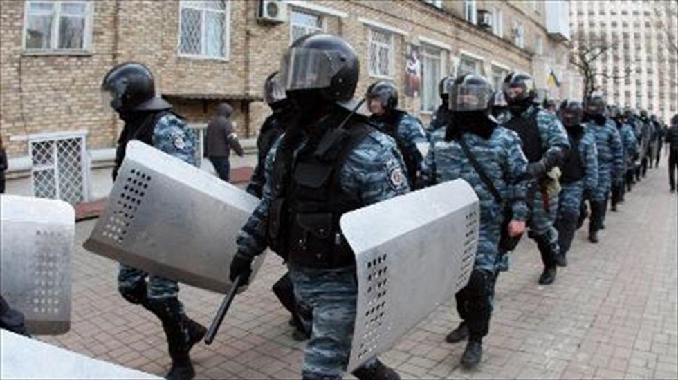 Manhunt for ex-Ukrainian President Yanukovych reaches his birthplace