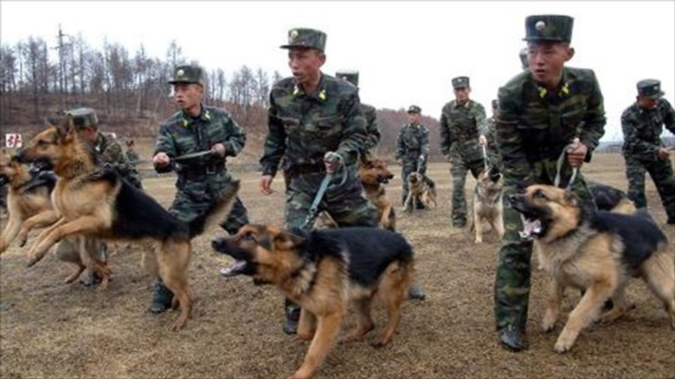 Former North Korean prison camp official: I saw guard dogs tear children apart