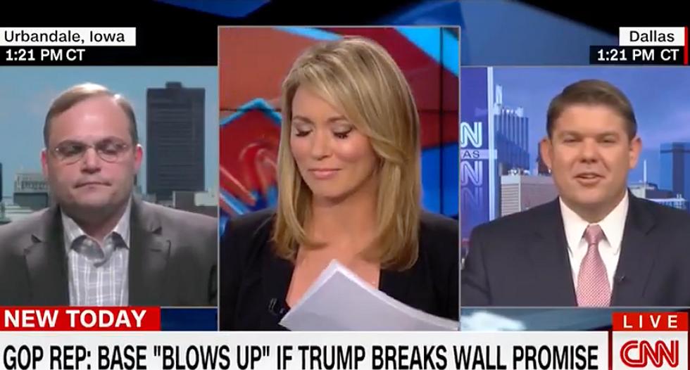 'The dog returns to its own vomit': Never Trumper hammers Ben Ferguson over DACA in batsh*t CNN segment