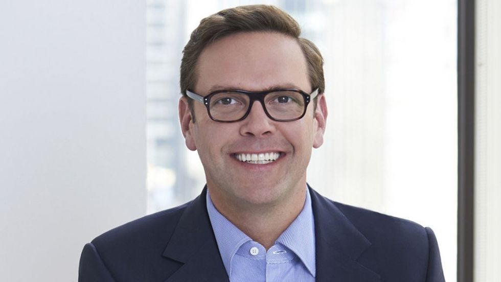 James Murdoch quits News Corp board over 'disagreements over certain editorial content': report