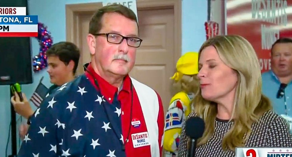 Florida gun lover explains vote for Ron DeSantis: 'We lived through years of Obama, we didn't kill anybody'