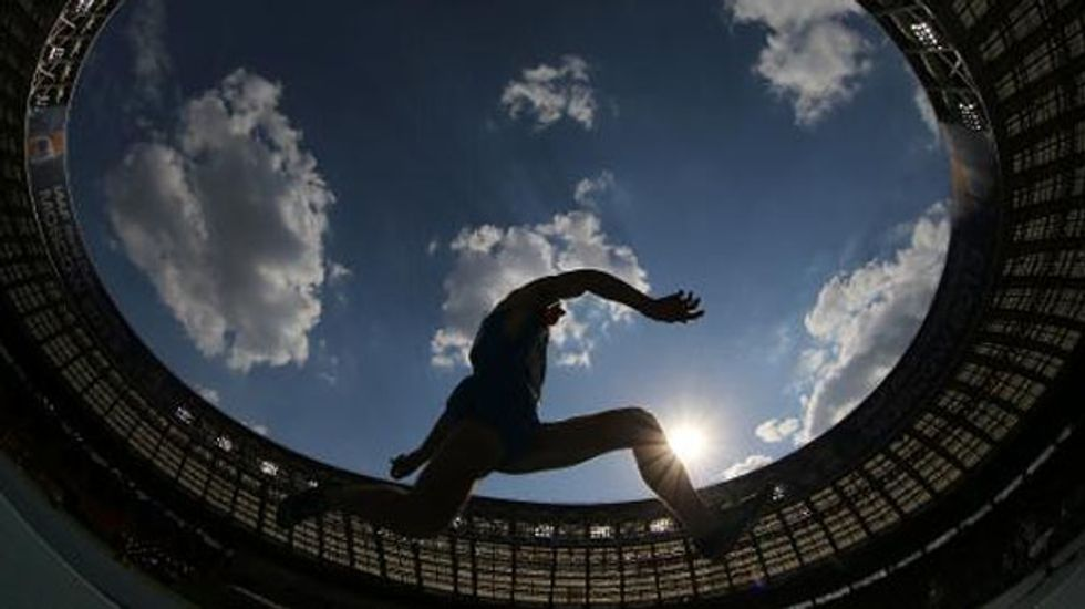 Russia sees 'nothing wrong' in athletes inhaling xenon