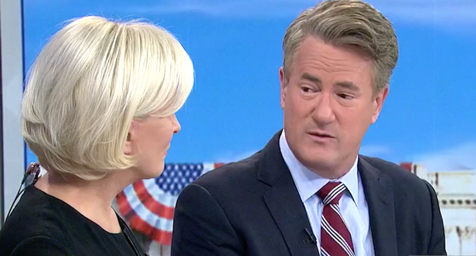MSNBC's Morning Joe reveals horrifying truth about Trump's 'personality cult': 'They're being lied to -- and they don't care'