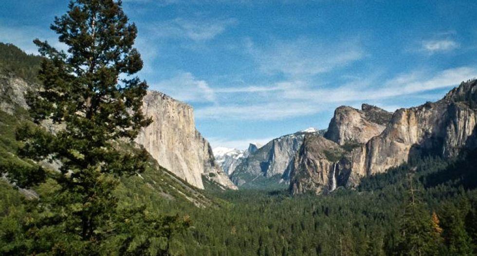 US daredevil Dean Potter dies in Yosemite jumping accident