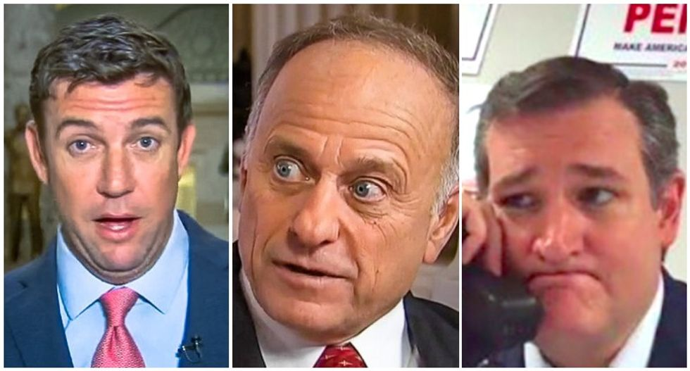 RANKED: Here are 6 Republican incumbents we'd most like to see dealt humiliating defeats Tuesday
