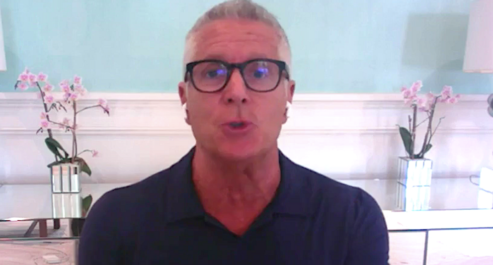 'No path to victory': MSNBC's Donny Deutsch says Trump can't win re-election without cheating
