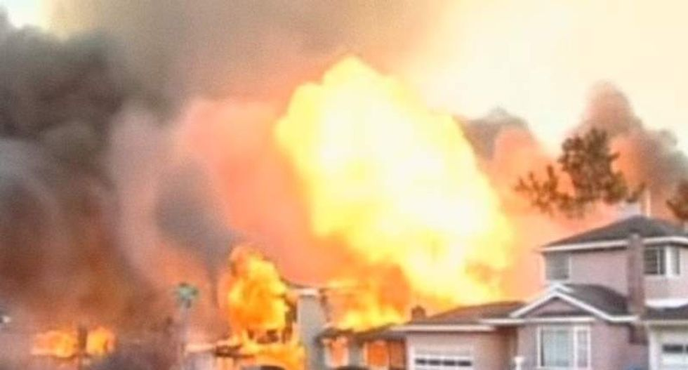 Pacific Gas & Electric guilty of federal charges in deadly California pipeline explosion
